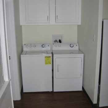16 Wakefield St., Pittsburgh, PA laundry room